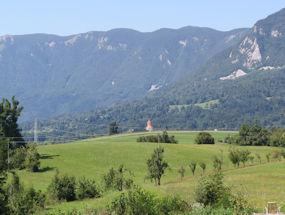 slovenias last mountain nanos